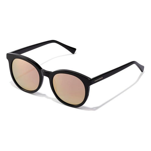 Unisex Sunglasses Resort Hawkers Rose gold