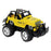 Remote-Controlled Car Suvs Rock Crawler 1:18 (25,5 x 18 x 17 cm)