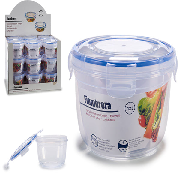 Lunchbox (1,2L) Rond
