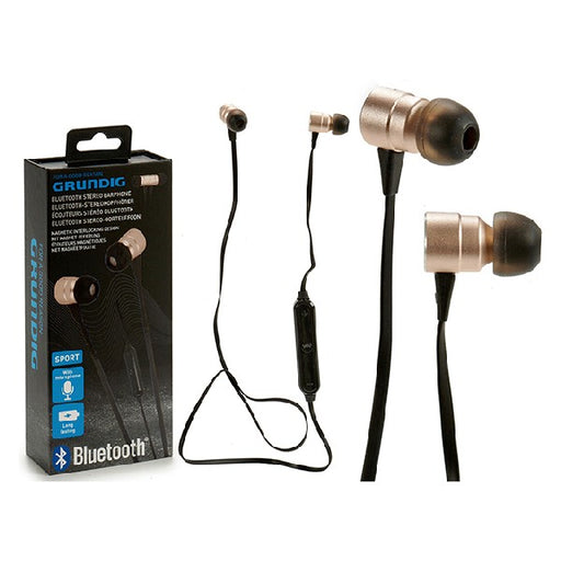 Bluetooth Headphones Grundig Microphone