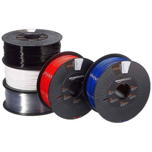 Filament Reel 1,75 mm Black (Refurbished B)