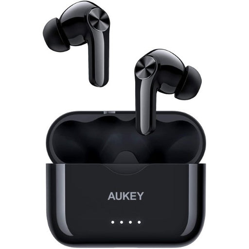 Wireless Headphones Aukey Black (Refurbished D)
