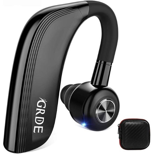 Wireless Headphones Black (Refurbished A+)