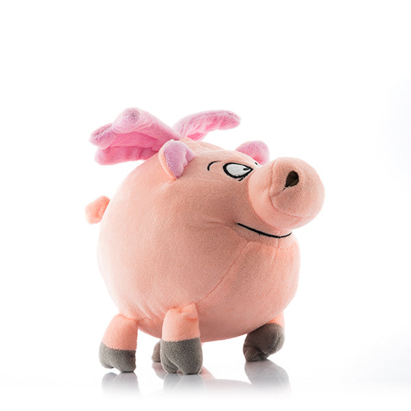 Little Piglet Soft Toy with Wings