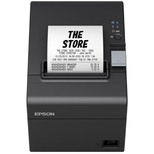 Thermal Printer Epson TM-T20III 250 mm/s 203 ppp Black