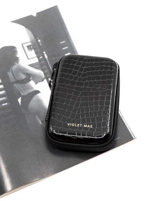 Emilee Portable Hard Drive/Power Bank Hard Case