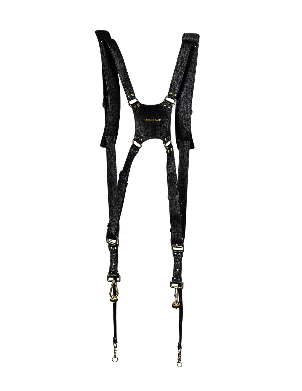 The Leila Dual Camera Harness