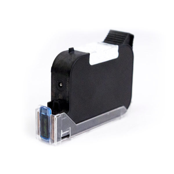 Black Solvent Based Quick Drying Ink Cartridge For Inline