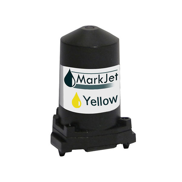 Reiner Compatible Ink Cartridge With Yellow Solvent-Based Quick Drying Ink - Models 790MP, 792MP & 990