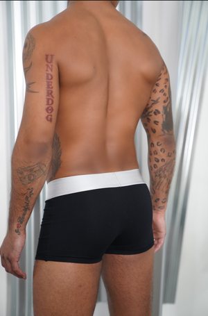 Underwear - Icon Steel Low Rise Trunk - truthBlack