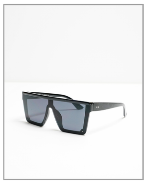 Shady AF Black Sunglasses - NYC - truthBlack