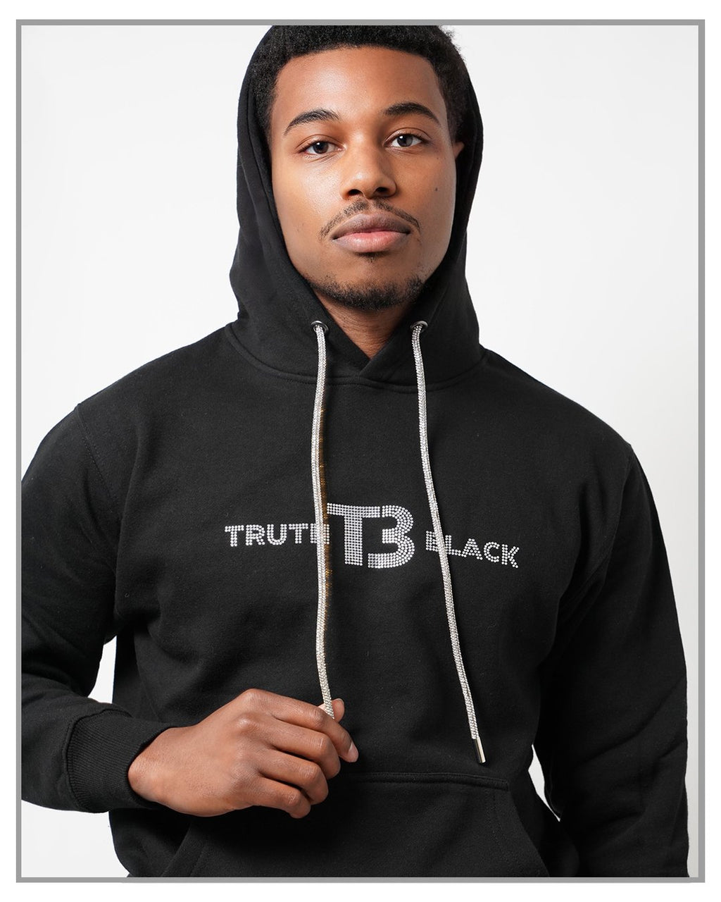 Ice Me Out Icons Hoodie - truthBlack