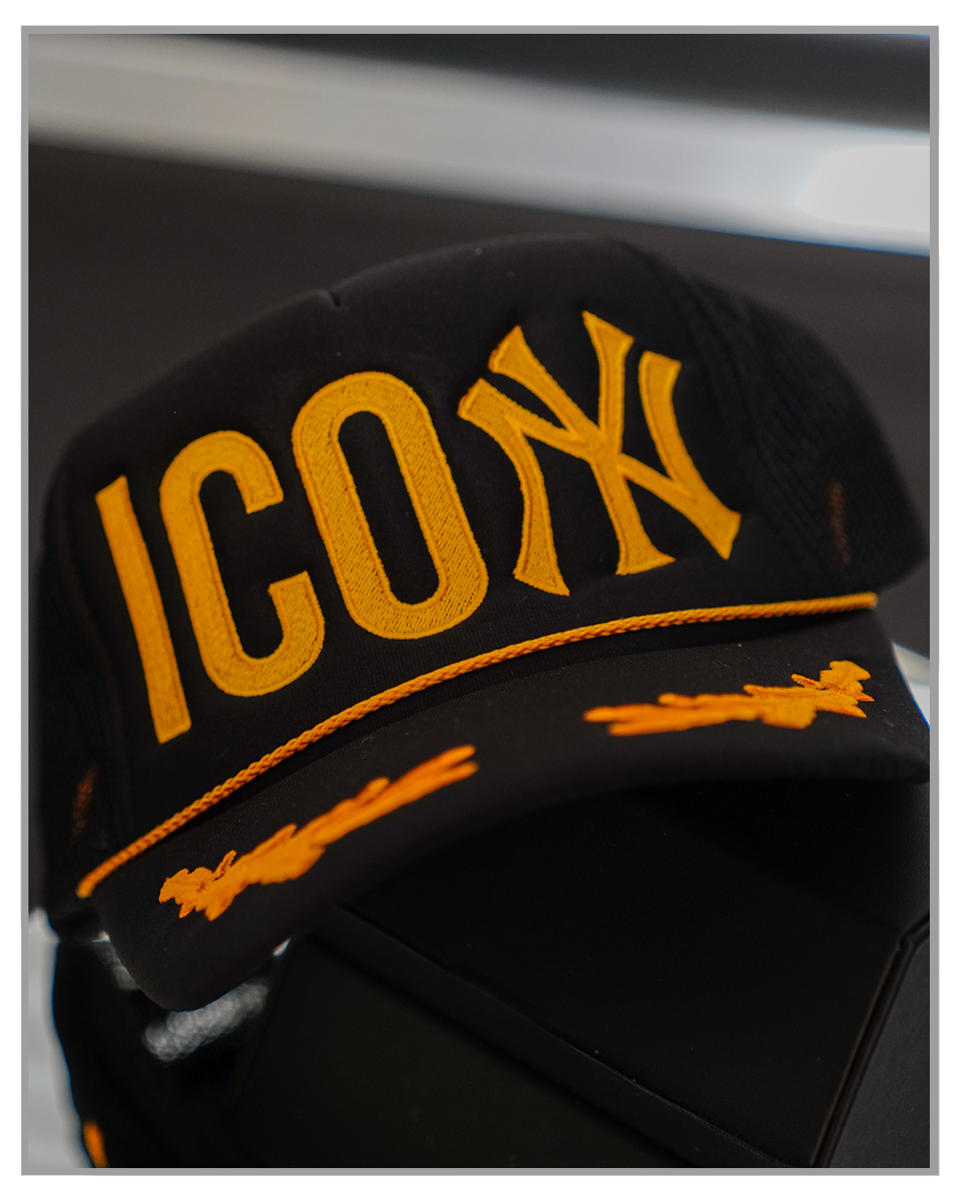 ICON TRUCKER - truthBlack