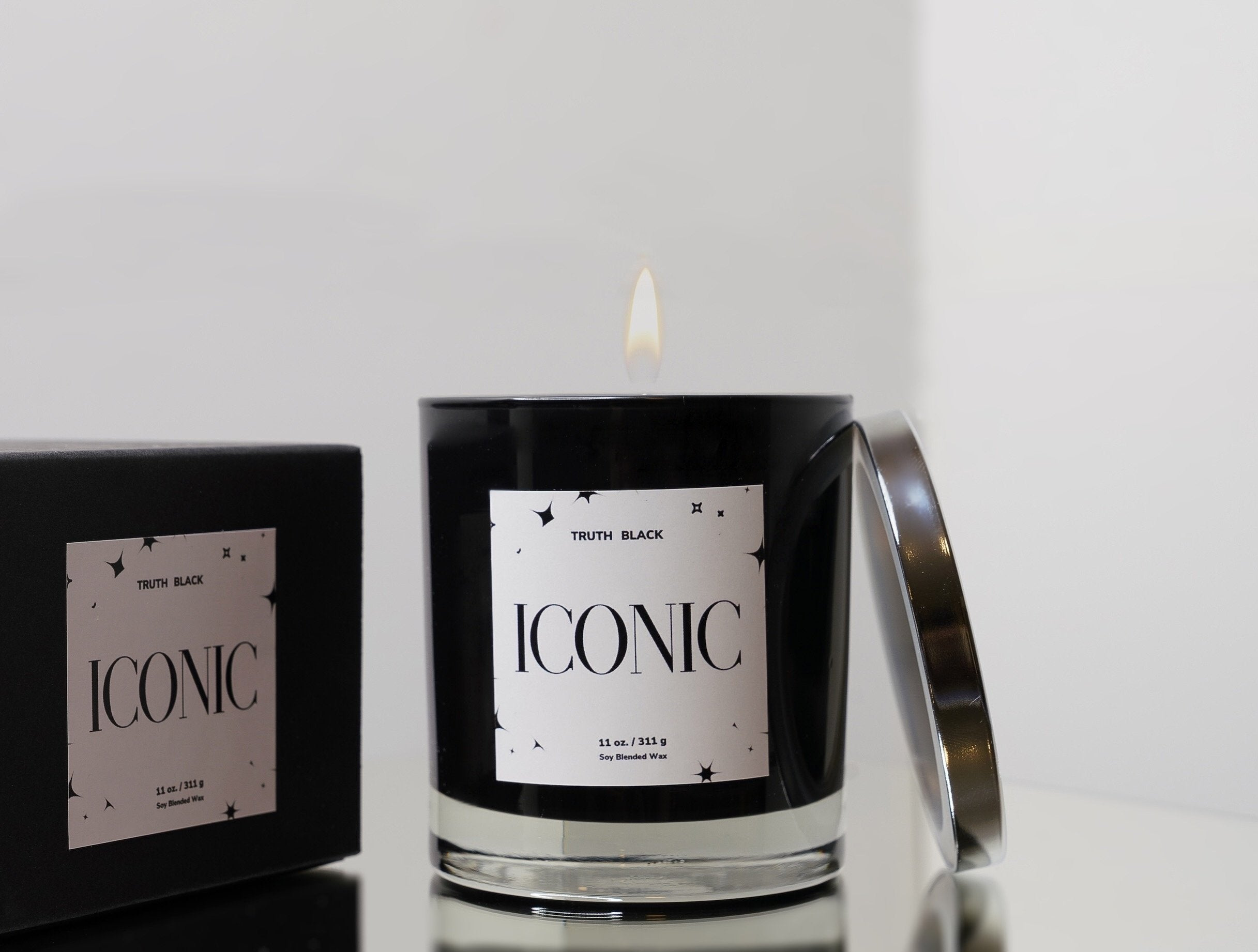 Iconic  - Luxury Hand Poured Candle