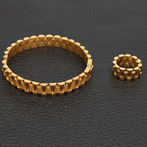 Image of Goldplated Presidential Combo Deal