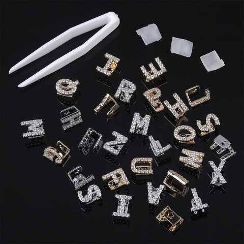 Image of Custom Letter Grillz (A-Z)