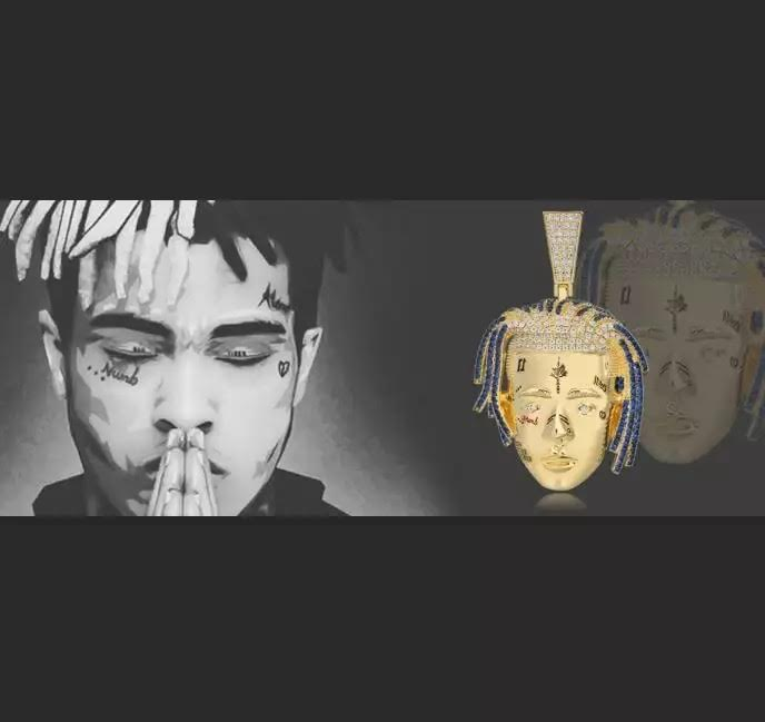 Iced Out XXXTentacion Hanger - ICED OUT