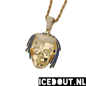 Iced Out XXXTentacion Hanger