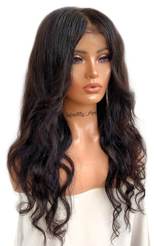 "HD Lace Frontal Wig - 20"" Body Wave (JM Stock)"
