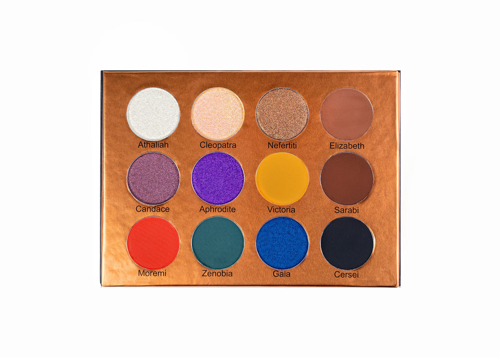 The Kingdom Palette