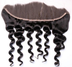 "Brazilian Ultimate Wave Lace Frontal 14"" - JM Stock"
