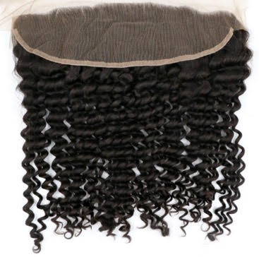 Brazilian Deep Wave Lace Frontal 14""