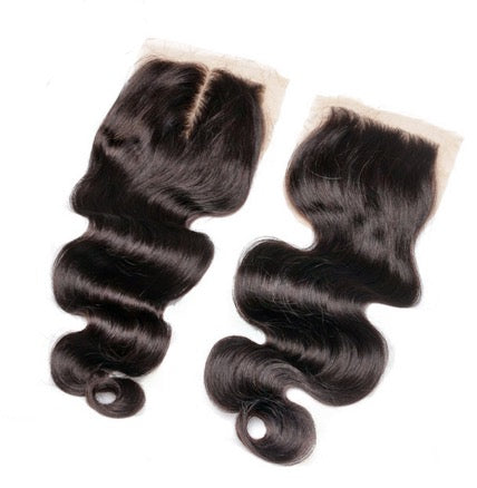 Brazilian Lace Closure - Body Wave 14