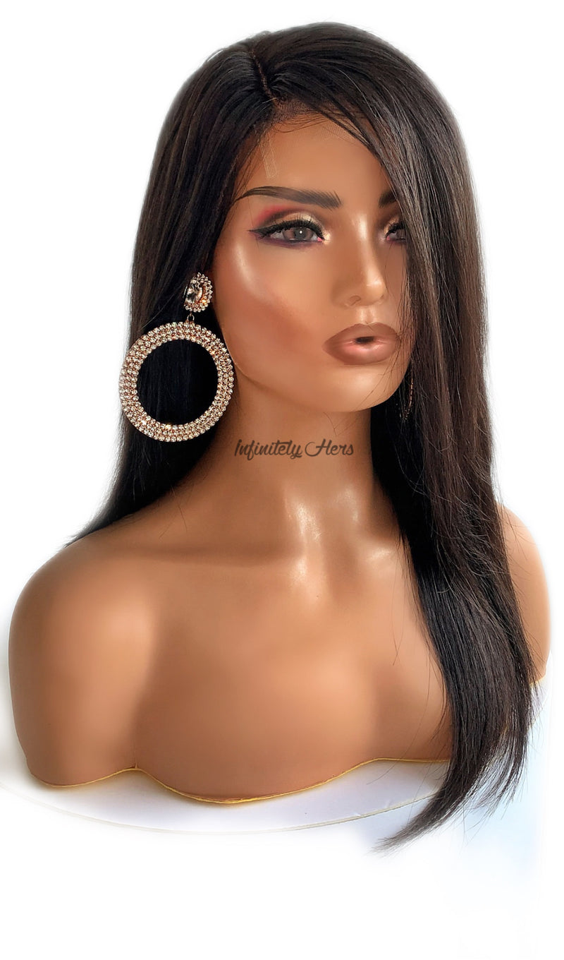 HD Lace Closure Wig - 14