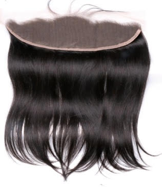 Brazilian Straight Lace Frontal 14""
