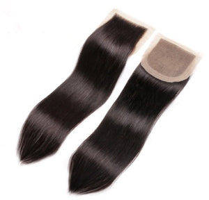 Brazilian Lace Closure - Straight 14""