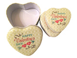 Heart Shape Tin Sets of 3