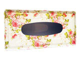 Tin Tissue Holder  Box Lovely Design