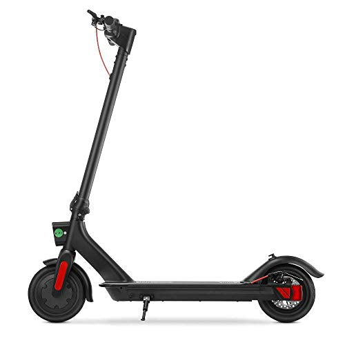 Blue Pigeon L9 Electric Scooter Adult Speed 15mph Range 22-24km Battery 10.4Ah 42V Motor 500W Waterproof IP54