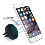 Blue Pigeon Universal Magnetic Air Vent Mount Car Phone Holder (Black)