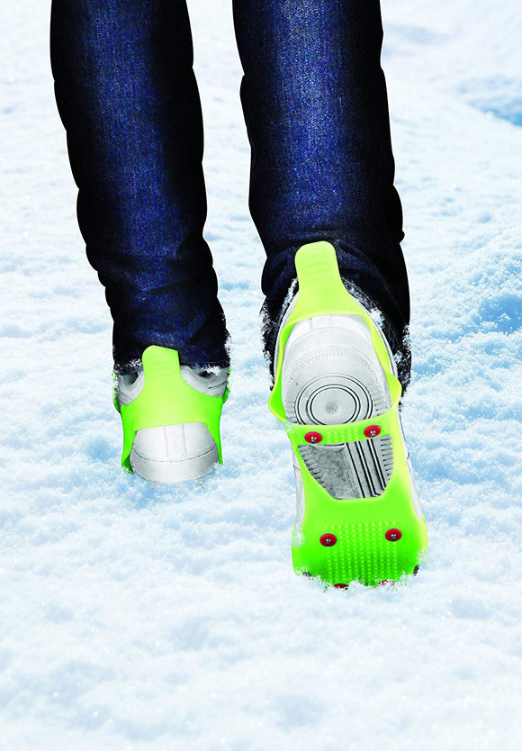 Ice Grippers Non Slip Ice & Snow Grips (M)