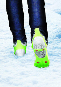 Ice Grippers Non Slip Ice & Snow Grips (S)