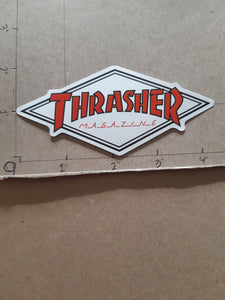 Thrasher Magazine Vinyl Sticker