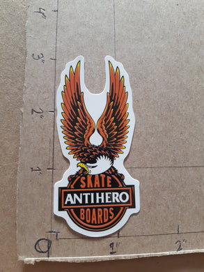 Anti-Hero Skateboards Vinyl Sticker
