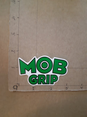 Mob Grip Vinyl Sticker.