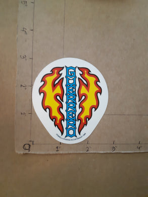 Powell-Peralta Tommy Guerrero Vinyl Sticker.