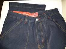 "Load image into Gallery viewer, Red Dragon Apparel. ""Vintage"" - Athletic Skateboard Denim Jeans."