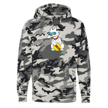 Load image into Gallery viewer, Bad Luck Cat - Pullover Hooded Sweatshirt.