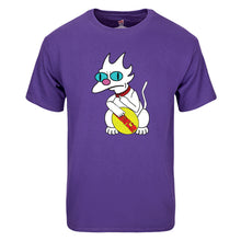 Load image into Gallery viewer, Bad Luck Cat - Short Sleeve T-Shirt.
