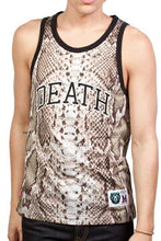 "Load image into Gallery viewer, Mishka MNWKA ""Snake Bite Boa"" - Tank Top Basketball Jersey"