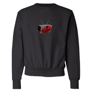 "Ubale Skateboard Co x Champion® ""Ubale.TV"" Reverse Weave® Crewneck Sweatshirt."