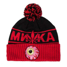 "Load image into Gallery viewer, Mishka - ""Sativa"" - Pom Beanie."