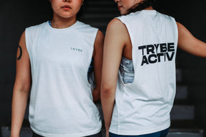 The Trybe Tank (Ivory)