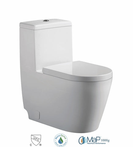 Dual Flush One-piece Toilet SK132