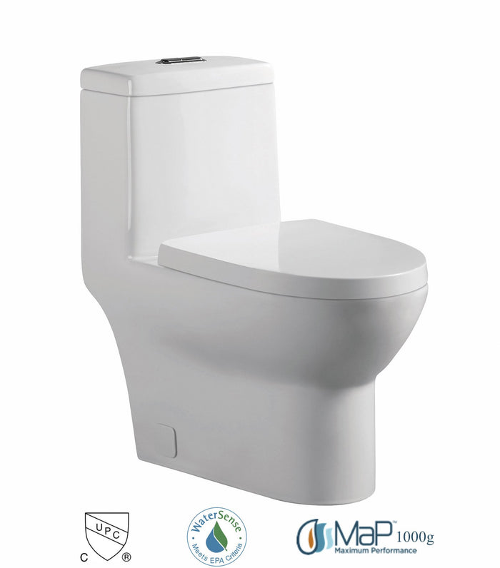 Dual Flush One-piece Toilet SK153