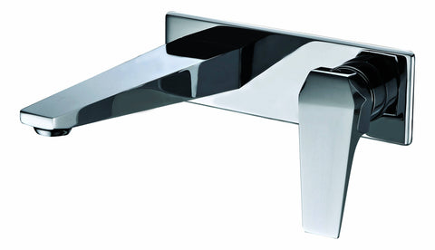 Single-handle concealed washbasin mixer